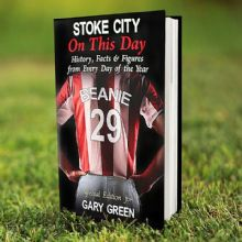 Stoke On This Day Book
